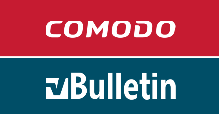 Comodo Forums Hack Exposes 245,000 Users' Data — Recent vBulletin 0-day Used