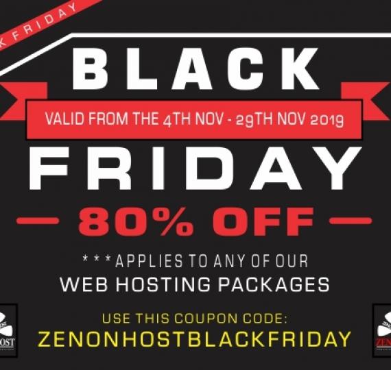 Black Friday deals 2019